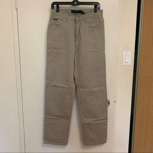 Calvin Klein Khaki Jeans